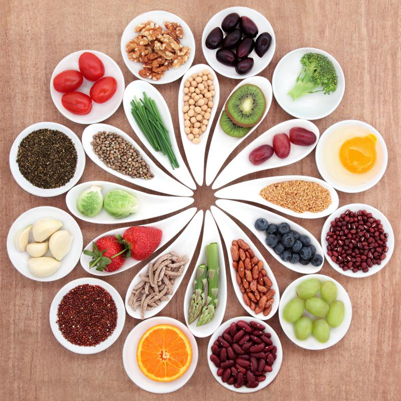 Asesoramiento nutricional para hábitos alimenticios saludables