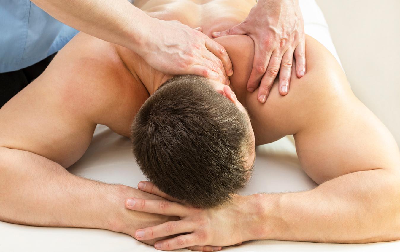 Masajes Descontracturantes y Deportivos